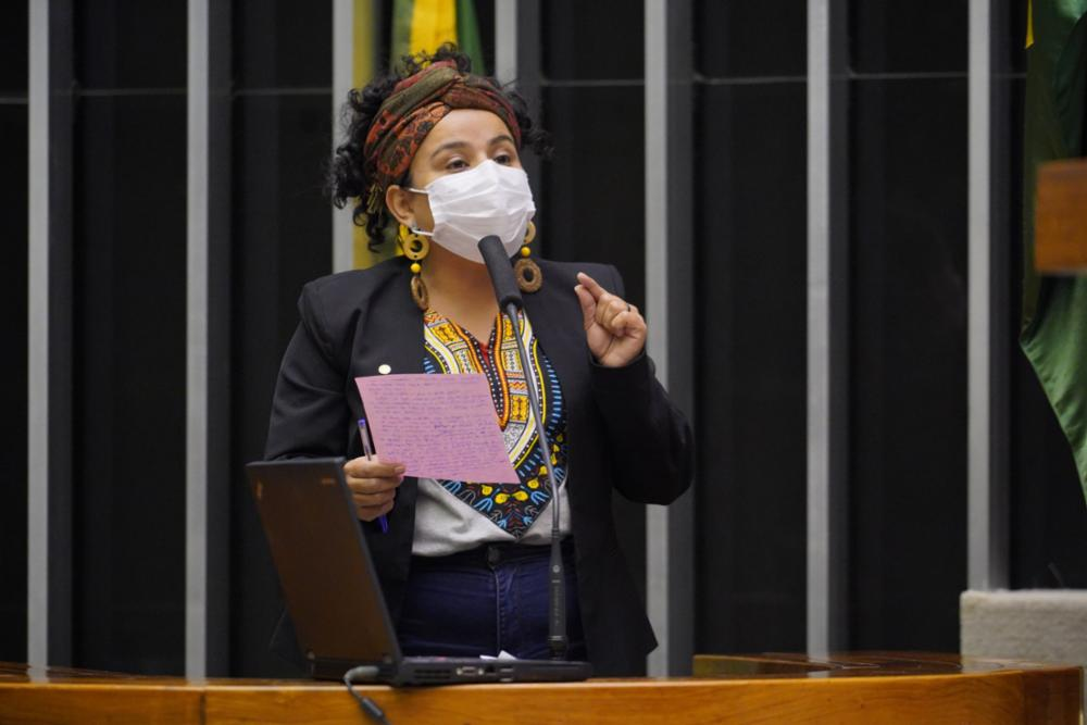 Deputada federal Vivi Reis (PSOL - PA)