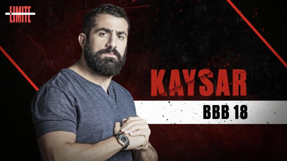 Kaysar Dadour, recordista em prova do BBB
