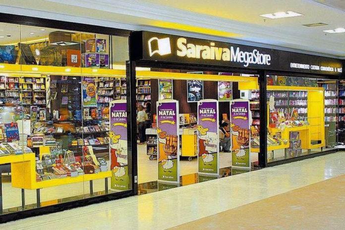A Saraiva, que também pediu recuperação judicial em 2018, deixou de pagar editoras e terá de devolver metade do estoque por decisão judicial