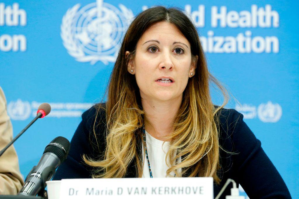 Maria van Kerkhove também afirmou que é preciso adotar ações amplas