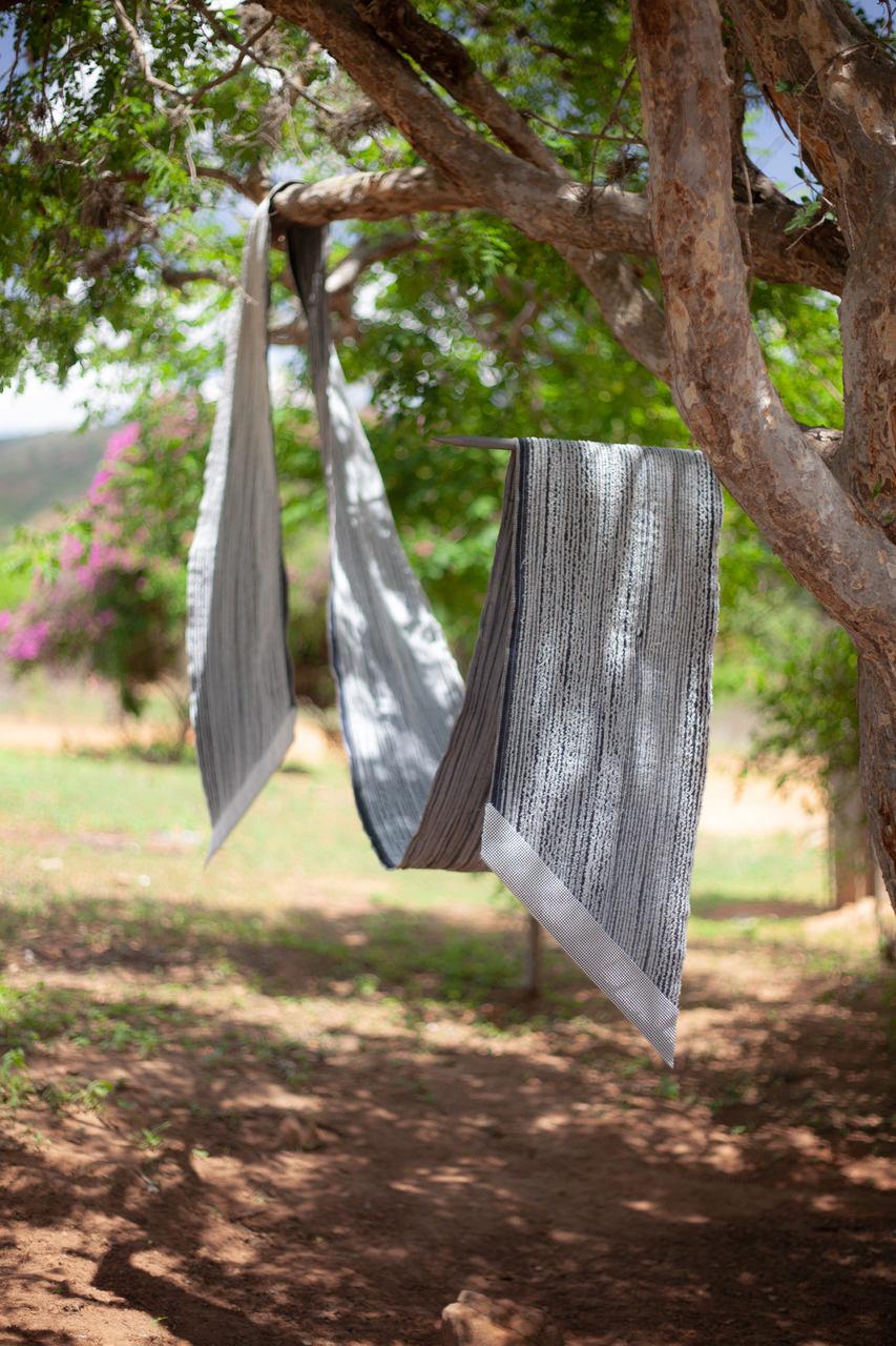 eflete Obras refletem sobre o impacto ambiental e cultural provocado pela indústria têxtil na região Agreste de Pernambuco