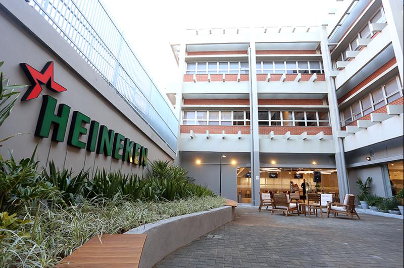 Escritório da Heineken