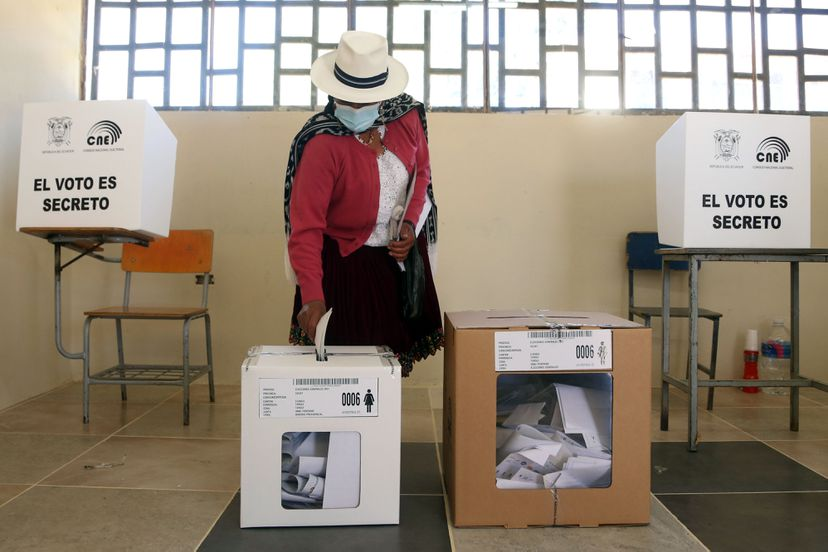 Eleição no Equador