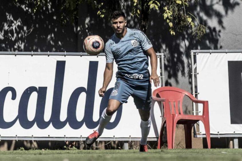 Fernando Pileggi, novo reforço do Santa Cruz