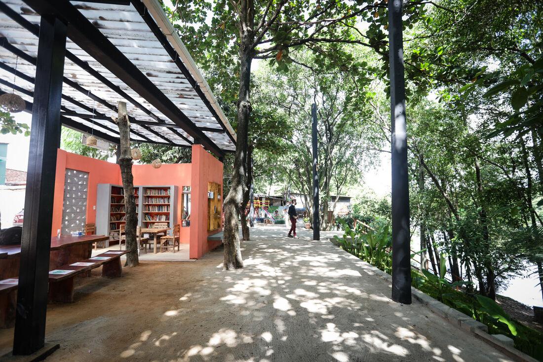Biblioteca urbana da Vila Santa Luzia, na Torre, é requalificada