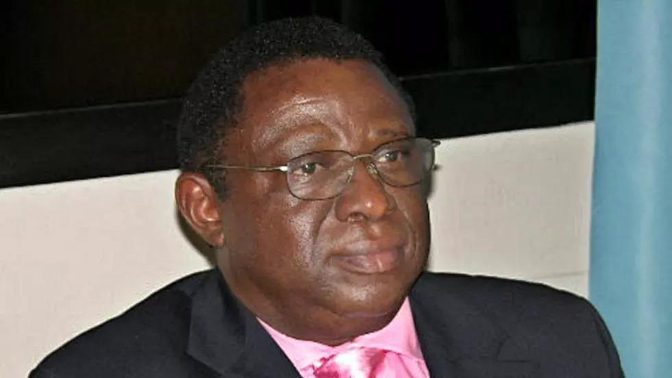 Théoneste Bagosora, ex-coronel da Ruanda
