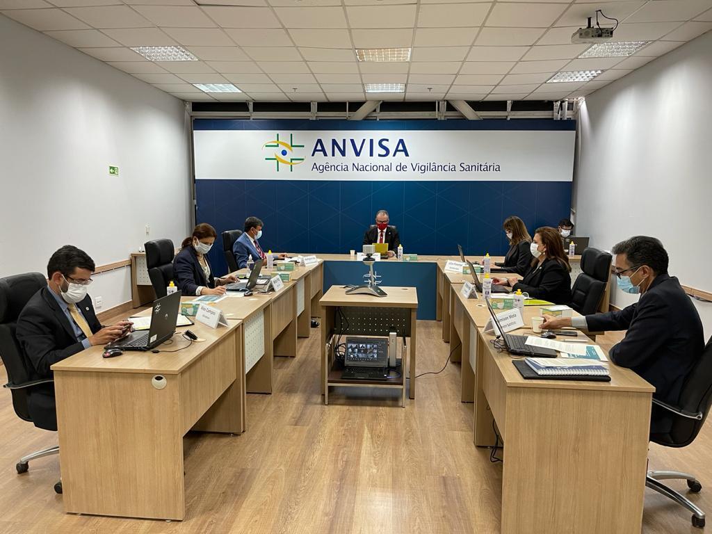 Reunião da Anvisa