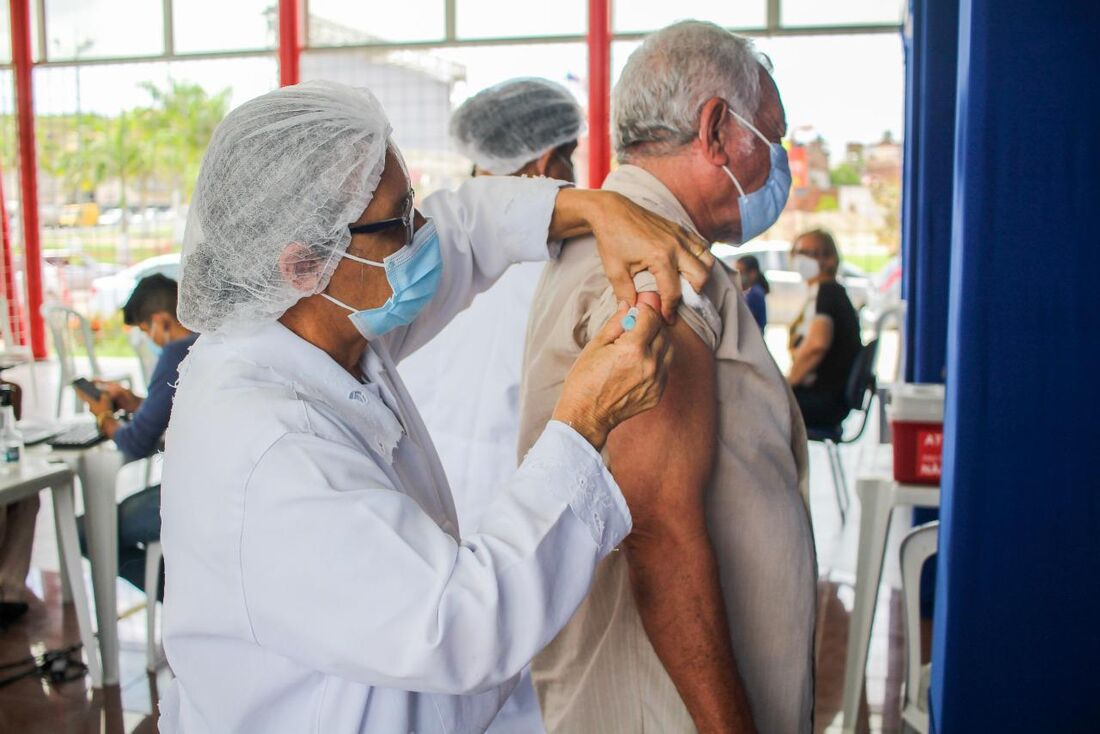 Vacina contra Covid-19 em Vitória de Santo Antão