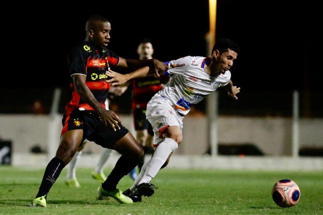 Equipes empataram sem gols no Vianão, em Afogados