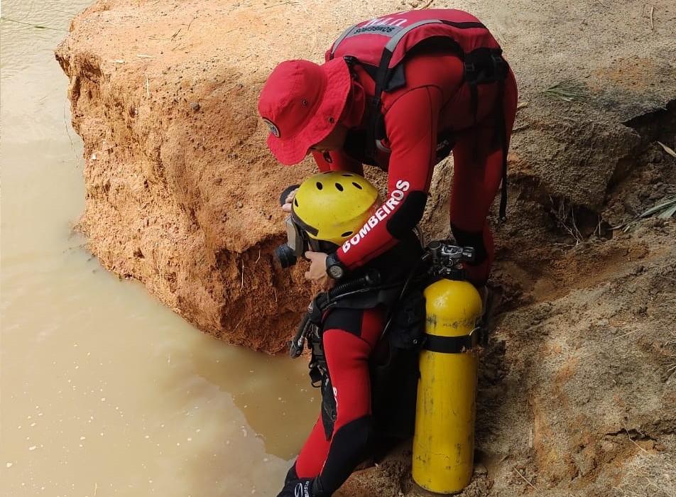 Resgate dos bombeiros