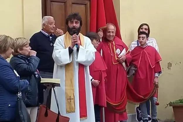 Padre Riccardo Ceccobelli