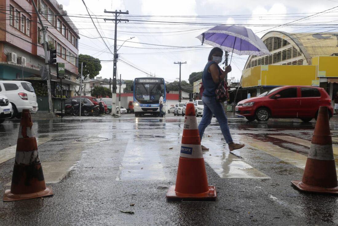 Chuvas no Recife