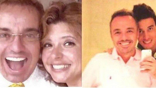 No aniversário de Gugu, Rose Miriam e Thiago Salvático fazem homenagem