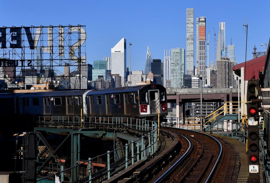 Metrô em Nova Iorque