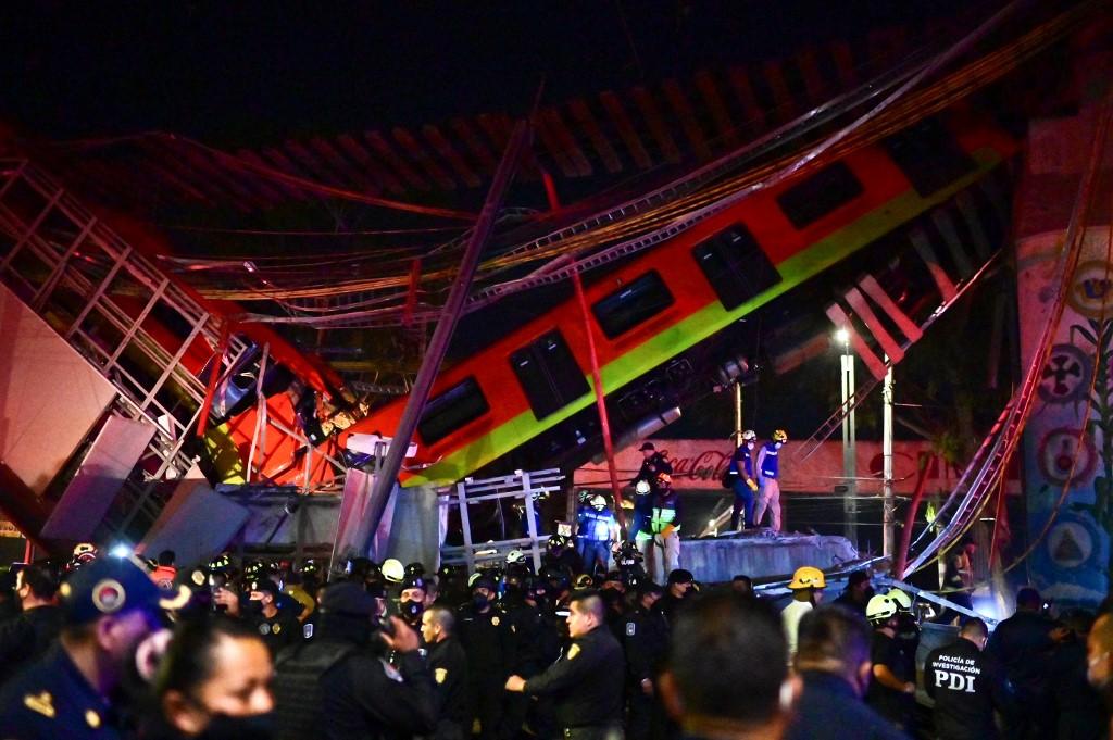 Acidente no metrô da Cidade do México deixa pelo menos 23 mortos e 70 feridos