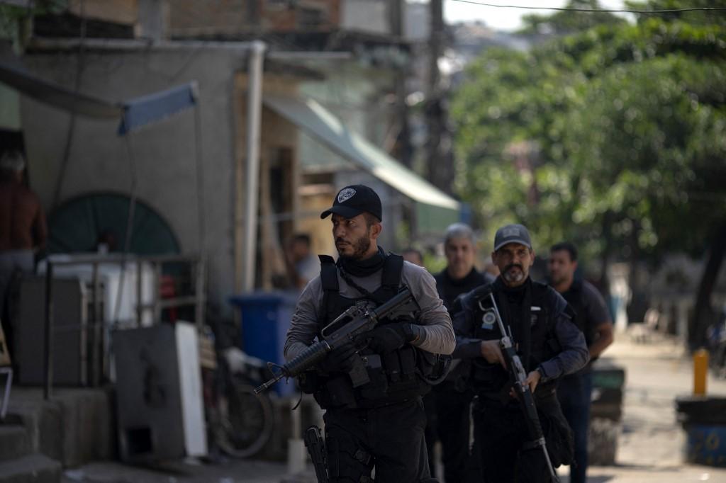 A operação desta quinta-feira (6), foi a ação mais letal da história do estado do Rio