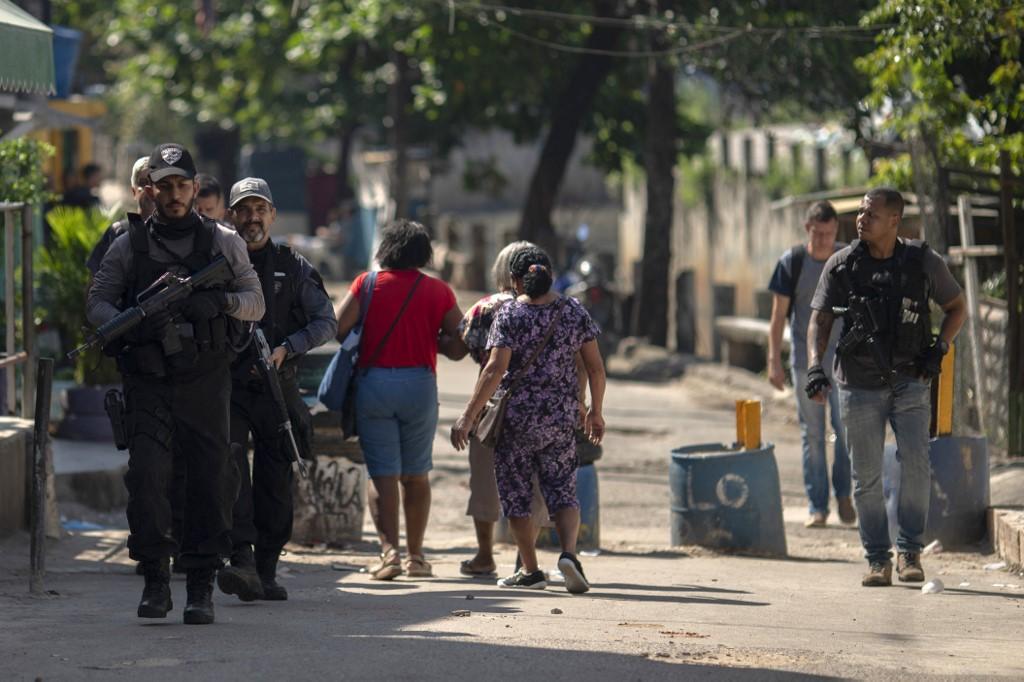 Operação foi a mais letal da história do Rio de Janeiro