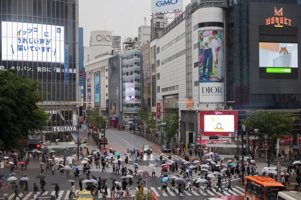 Japão na pandemia