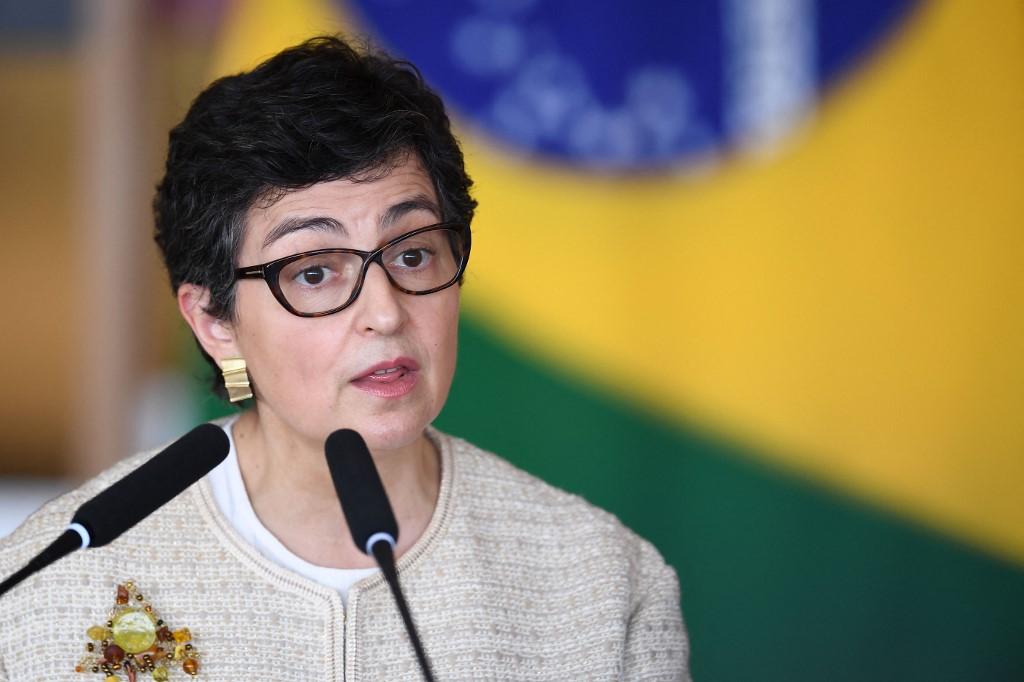 Ministra das Relações Exteriores da Espanha, Arancha González Laya