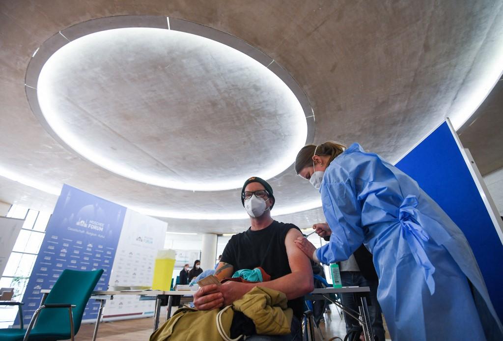 Vacinação contra Covid-19 na Alemanha