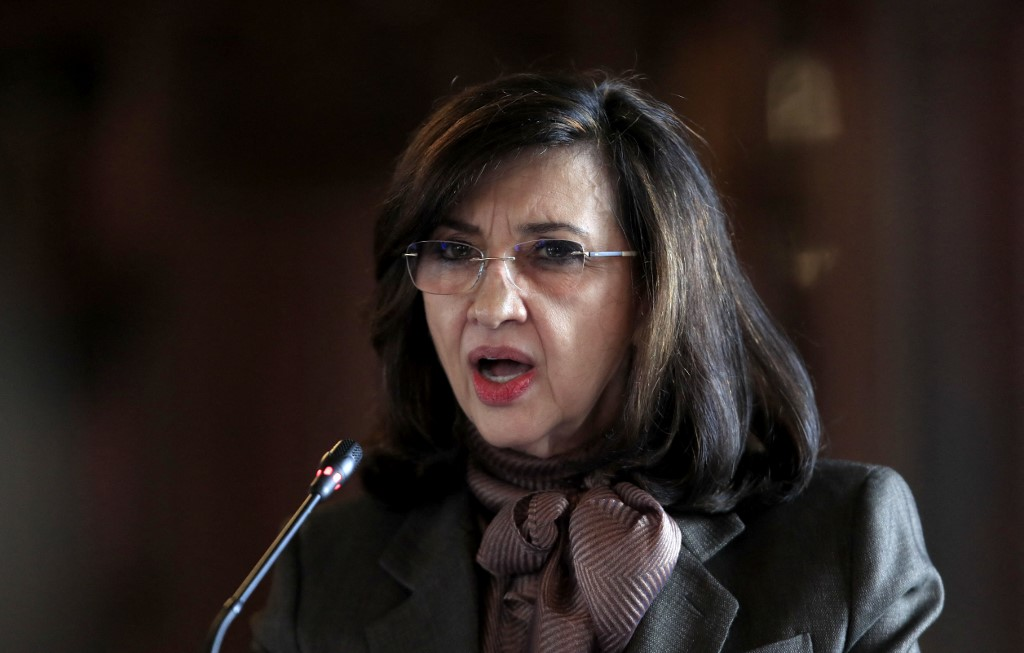Ex-ministra das Relações Exteriores da Colômbia, Claudia Blum