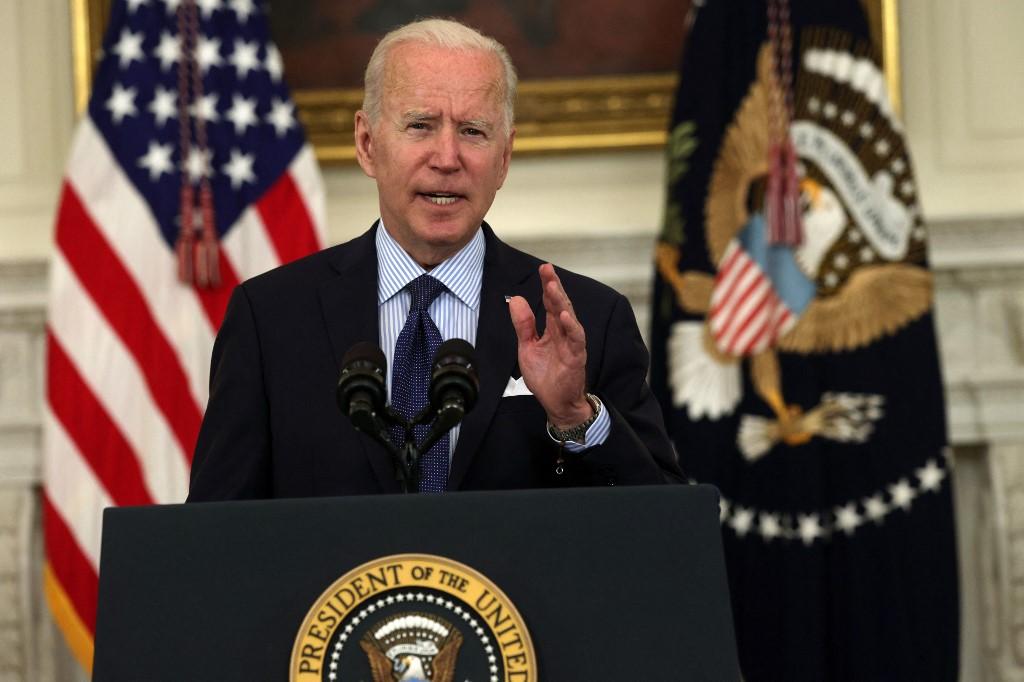 O apelo foi feito pelo presidente Joe Biden, e a vice-presidente Kamala Harris