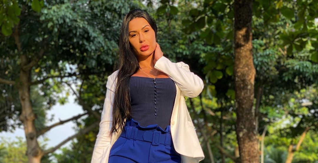 Gracyane Barbosa, modelo