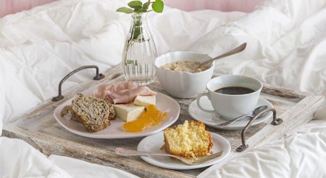 Dica de café da manhã para as mães