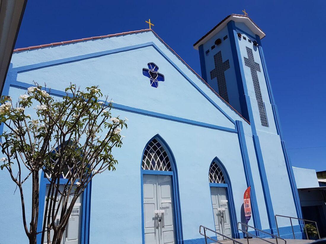 Igreja Matriz de Nossa Senhora de Fátima, em Paratibe