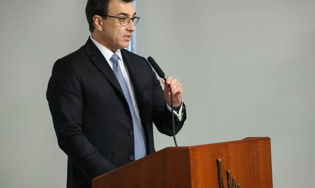 Ministro das Relações Exteriores, Carlos França