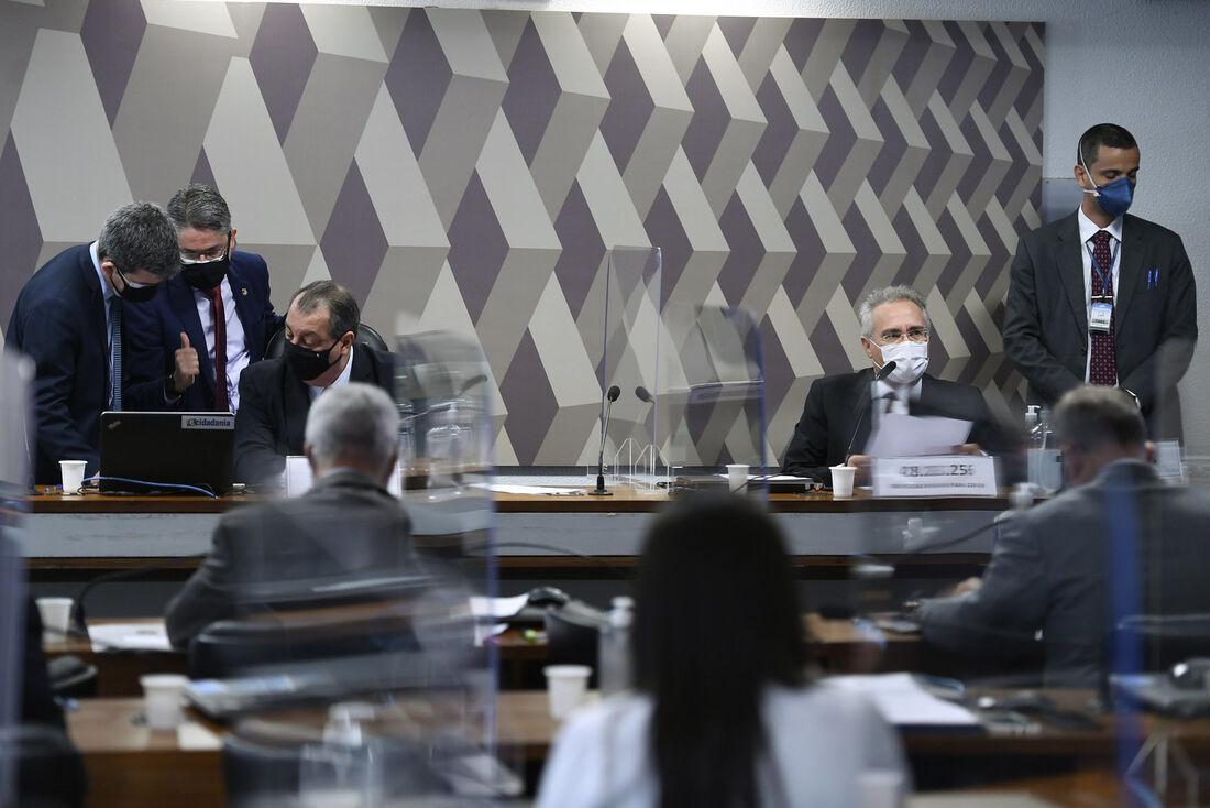 Comissão Parlamentar de Inquérito da Pandemia (CPIPANDEMIA)