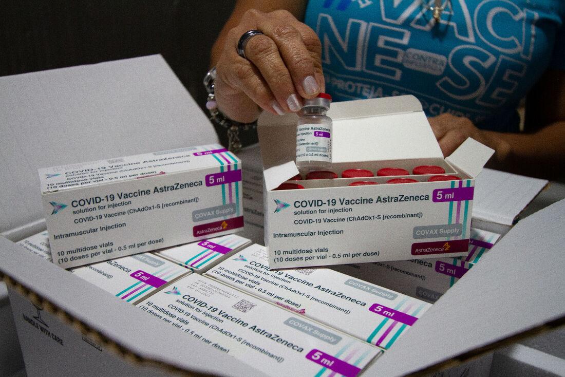 Vacina da AstraZeneca