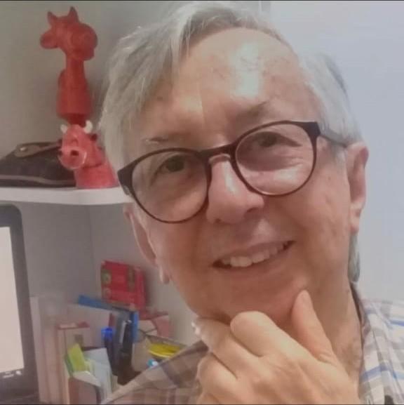 RAL foi ilustrador da Folha de Pernambuco e hoje precisa de ajuda na luta contra uma doença degenerativa