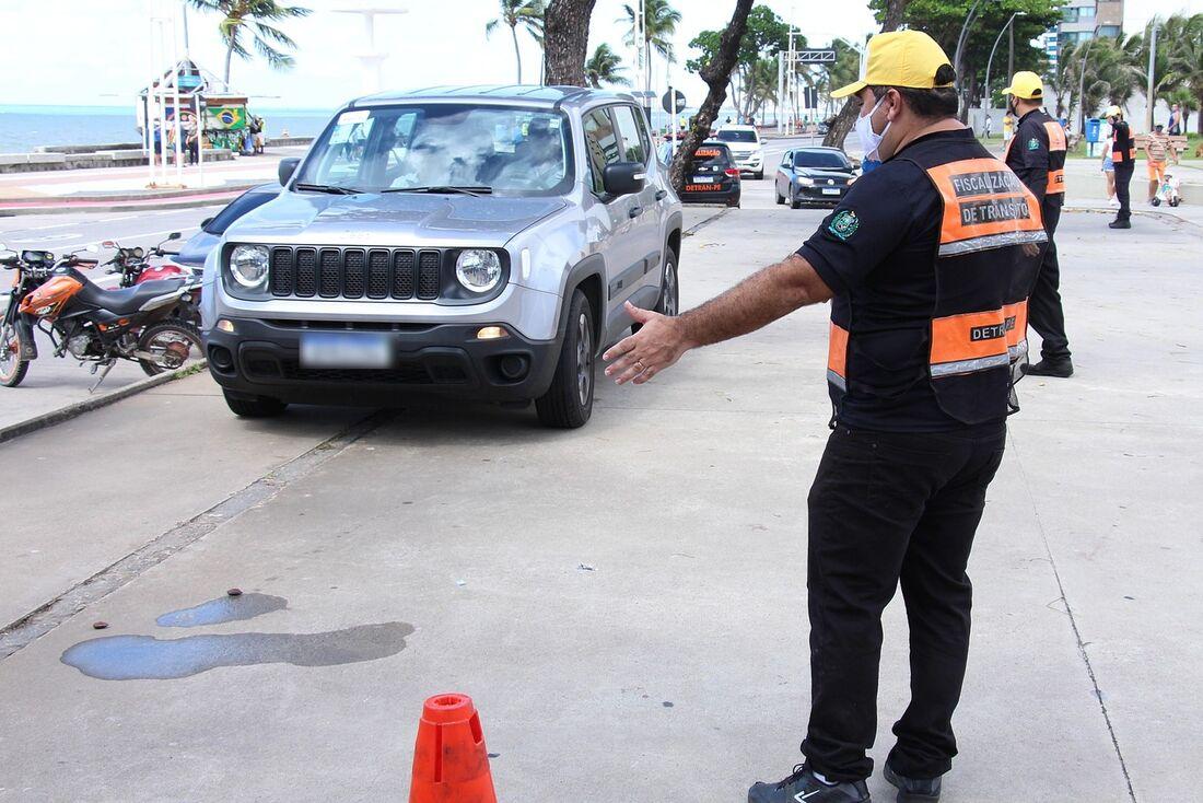 As ações educativas e de conscientização visam uma boa conduta no trânsito