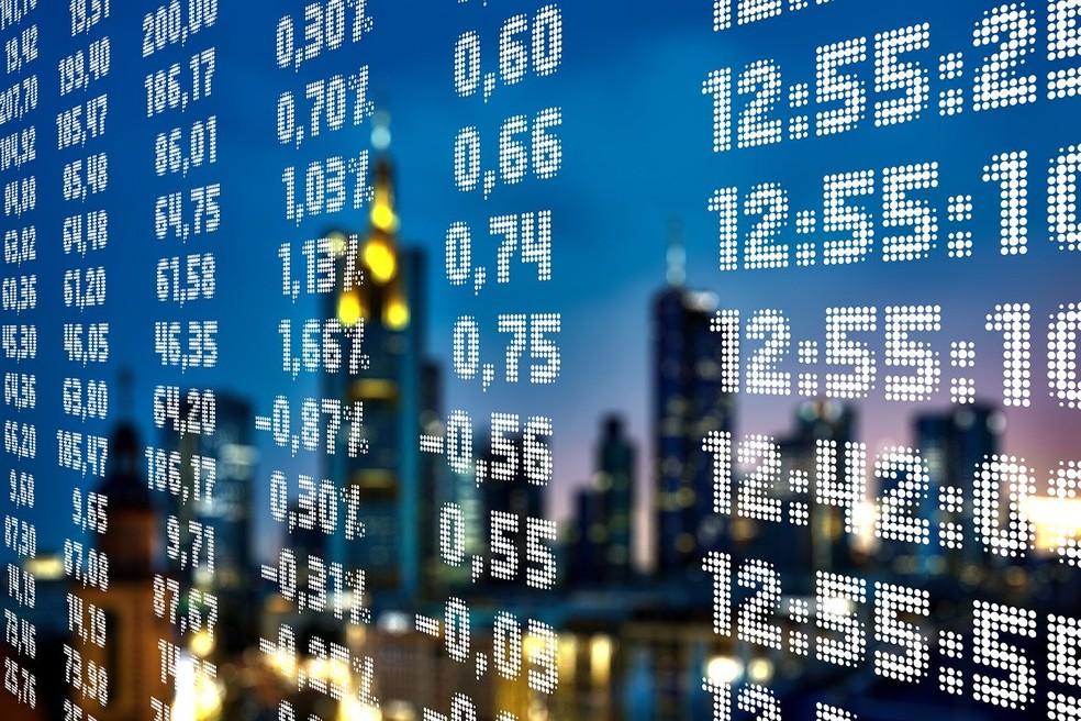 Na semana, a Bolsa acumulou queda de 0,53% e o dólar subiu 1,7%