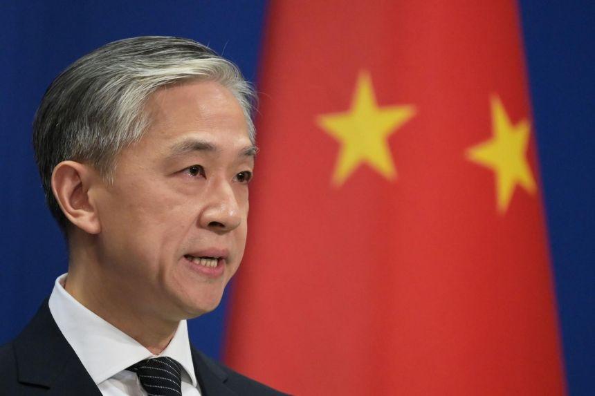 Porta-voz do Ministério de Relações Exteriores da China, Wang Wenbin