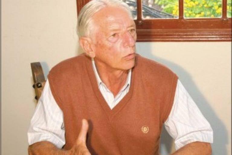 Prefeito de Serra Negra, Antonio Luigi Ítalo Franchi