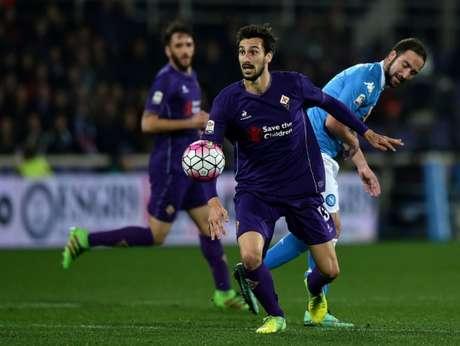 Davide Astori, ex-zagueiro e capitão da Fiorentina, falecido em 2018