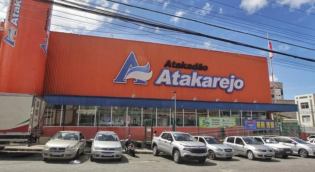 O supermercado Atakarejo não registrou boletim de ocorrência do furto