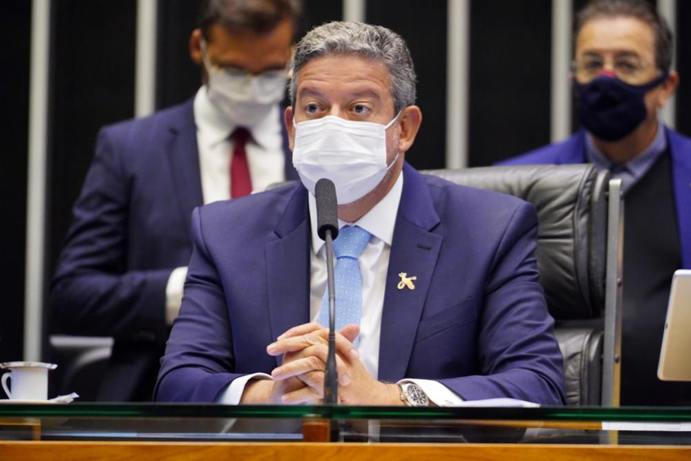 O presidente da Câmara, deputado Arthur Lira (PP-AL)