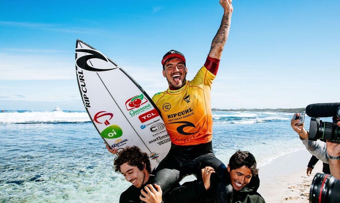 Medina, surfista brasileiro