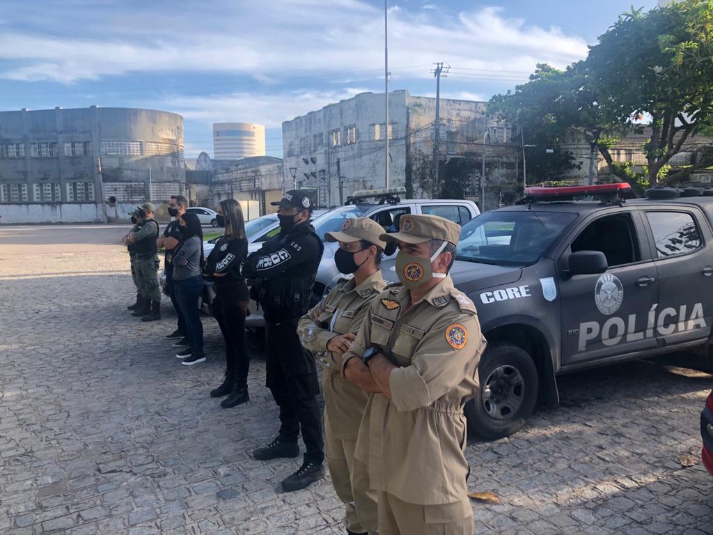 Segurança Pública em Pernambuco