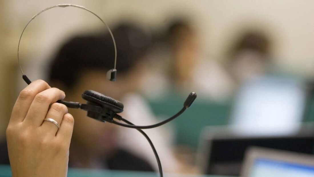 Vagas para telemarketing cresceram durante a pandemia