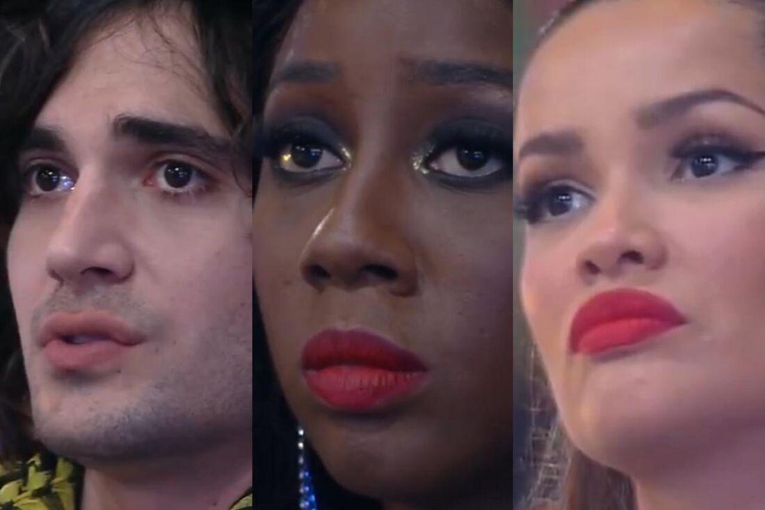 Fiuk, Camilla e Juliette lamentaram morte de Paulo Gustavo