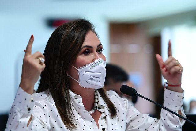 Senadora Kátia Abreu (PP-TO)