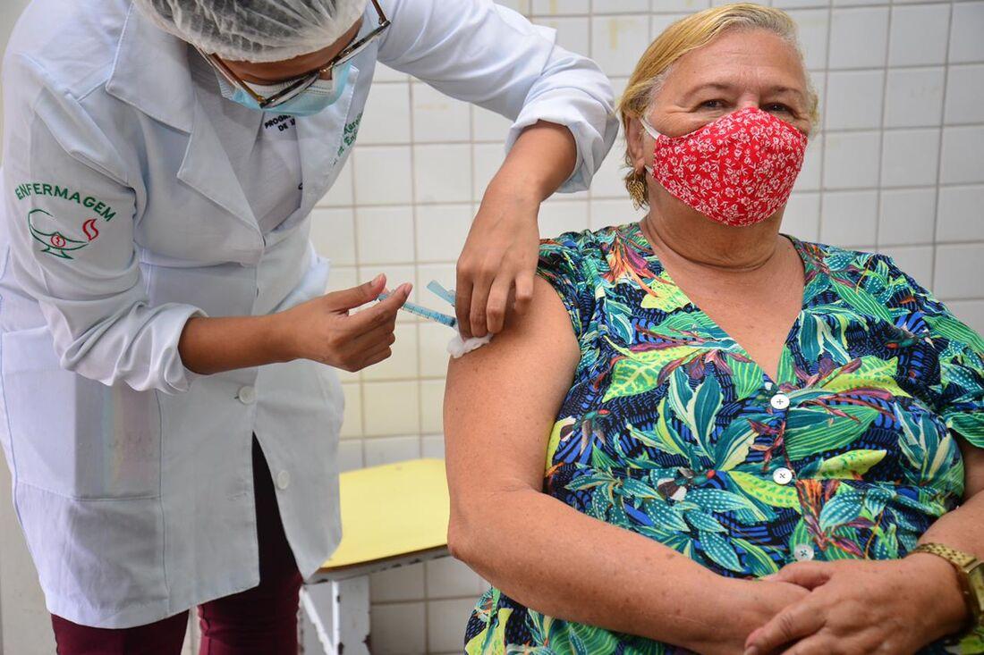 Vacinação em Camaragibe