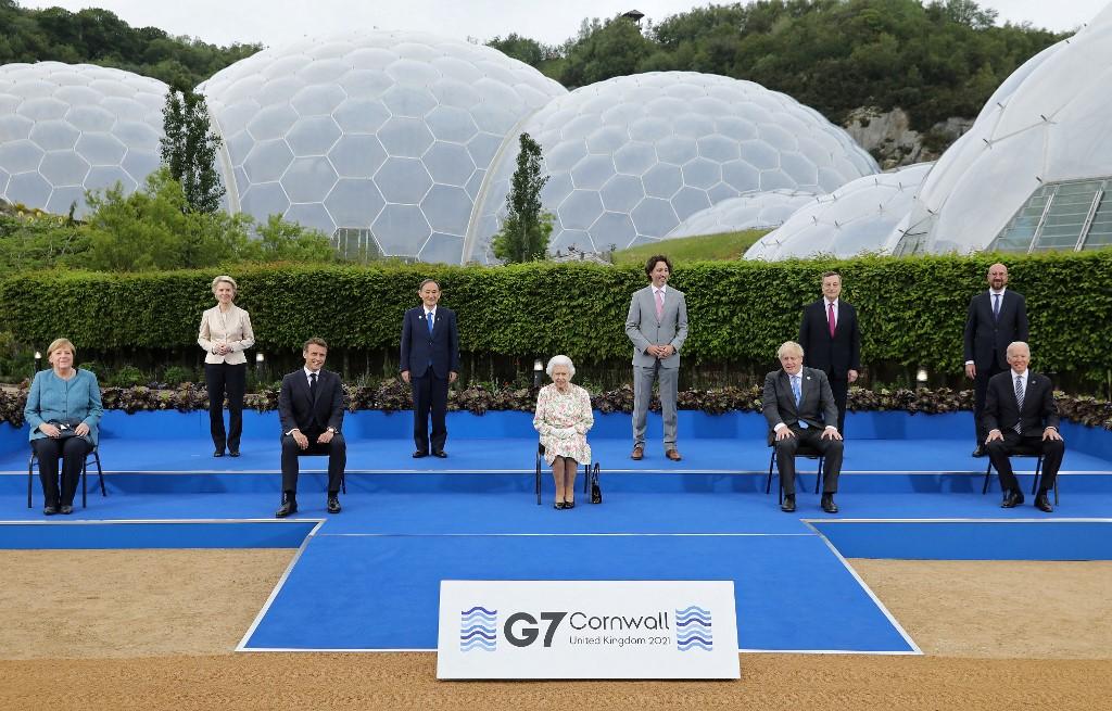 G7 está se reunindo até domingo (13)