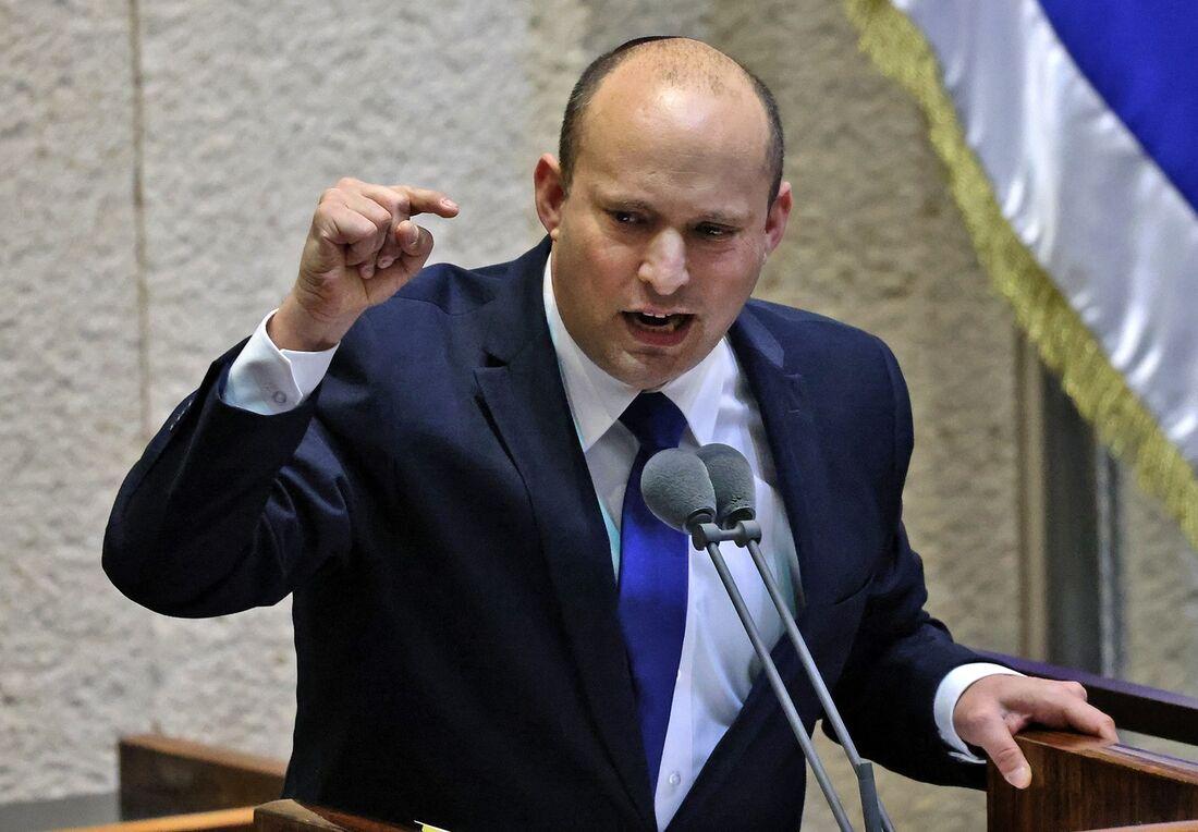 Naftali Bennet é o novo primeiro-ministro de Israel