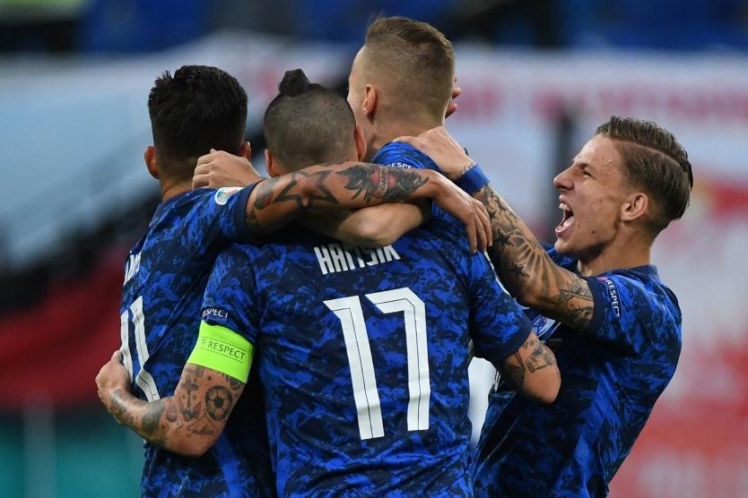 Eslováquia começou bem na Euro 2021