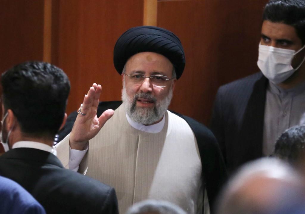 Presidente eleito do Irã, Ebrahim Raisi